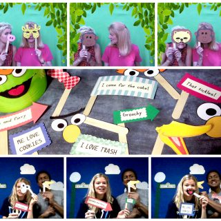 Make a DIY Photo Booth with Just Four Things