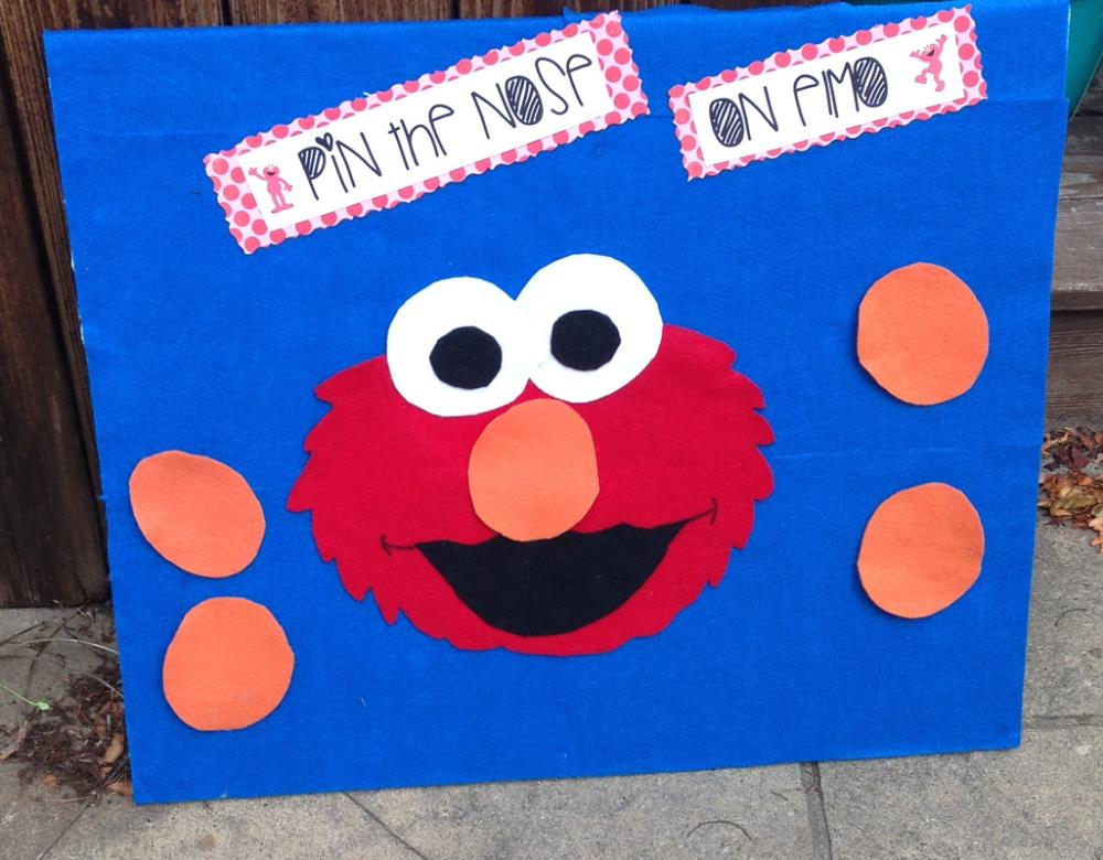 Elmo Activities and Games