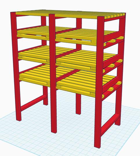 Garage Shelves Tutorial - Create More Storage