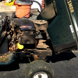 How to Fix Up an Old Mower