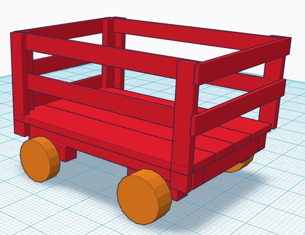 plans for building a wagon