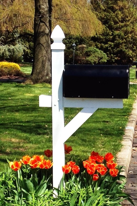 Building a new mailbox post