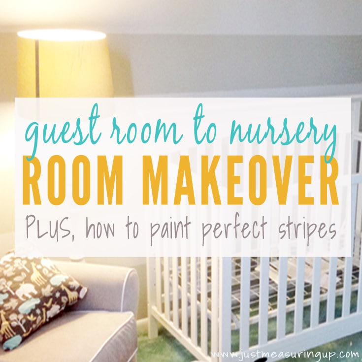 Updating the Guest Room to a Nursery