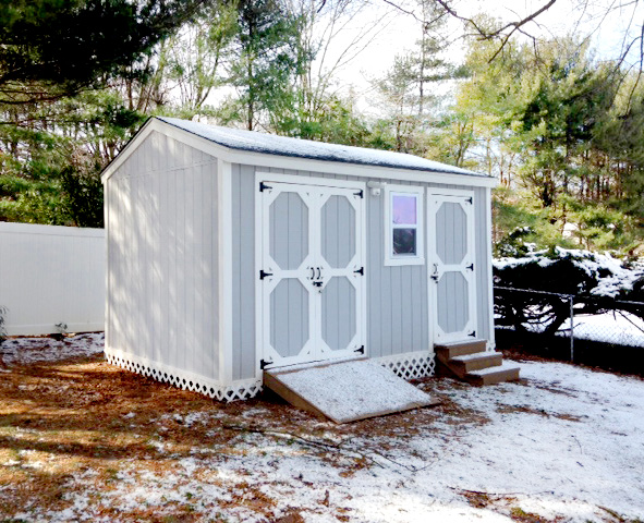 How to Build a Storage Shed from Scratch (Phase 1)
