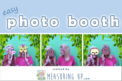 DIY Photo Booth for Parties Free App