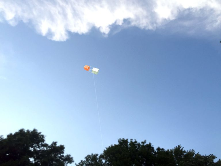How to Make an Amazing Box Kite from Scratch