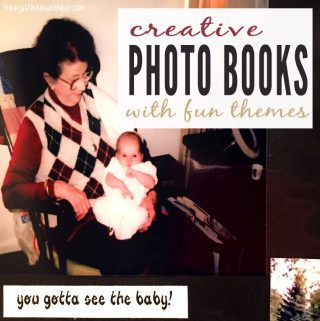 Awesome Ideas for Making DIY Photo Books