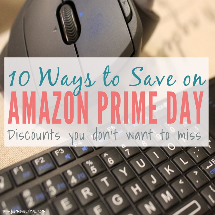10 Ways to Save on Amazon Prime Day