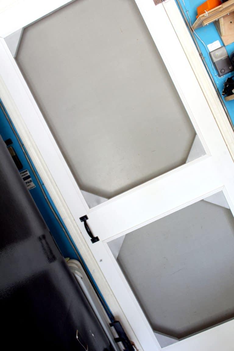 How to Build a DIY Screen Door