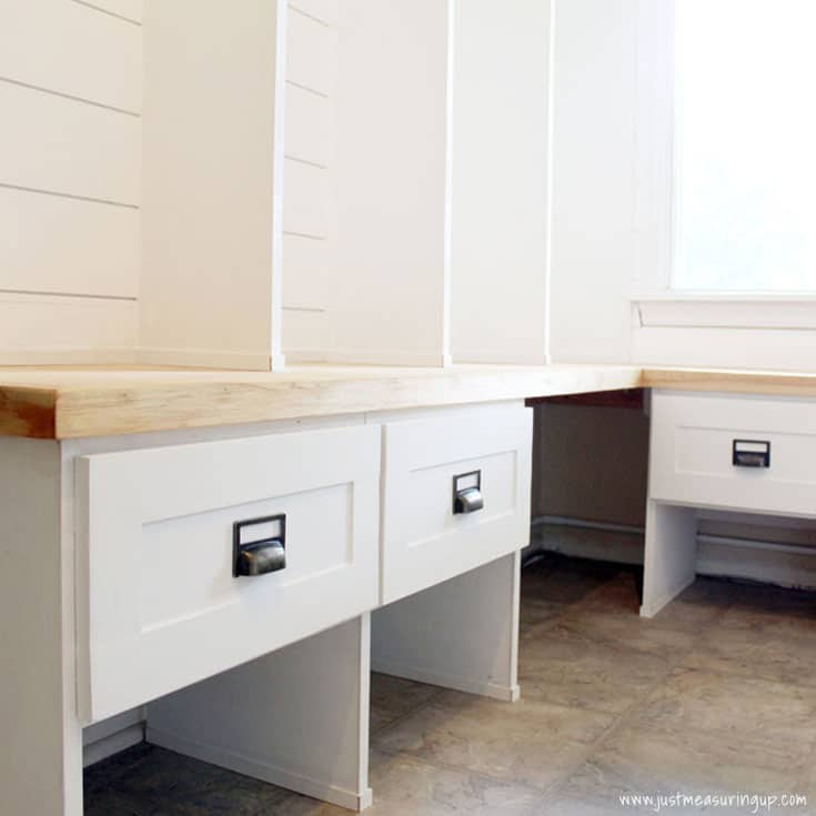 How to Build Drawer Fronts for Cabinets and Furniture