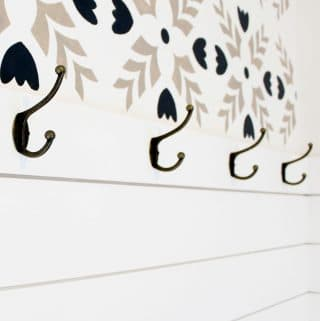 How to Stencil an Accent Wall You'll Absolutely Love