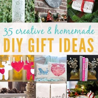 35 Amazingly Creative DIY Gift Ideas