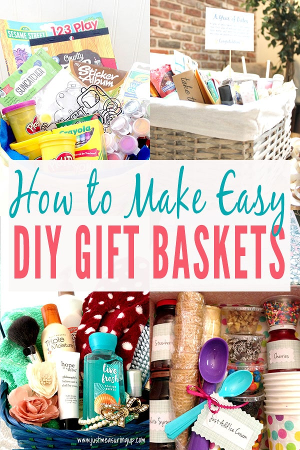 How To Make A Themed Gift Basket Creative Thoughtful Diy Ideas
