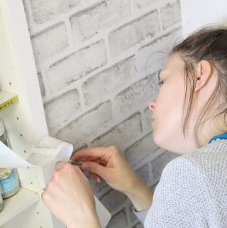 How to Apply Peel and Stick Wallpaper the Easy Way