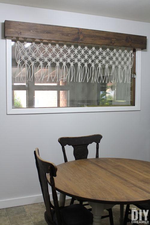 Wood Window Cornice