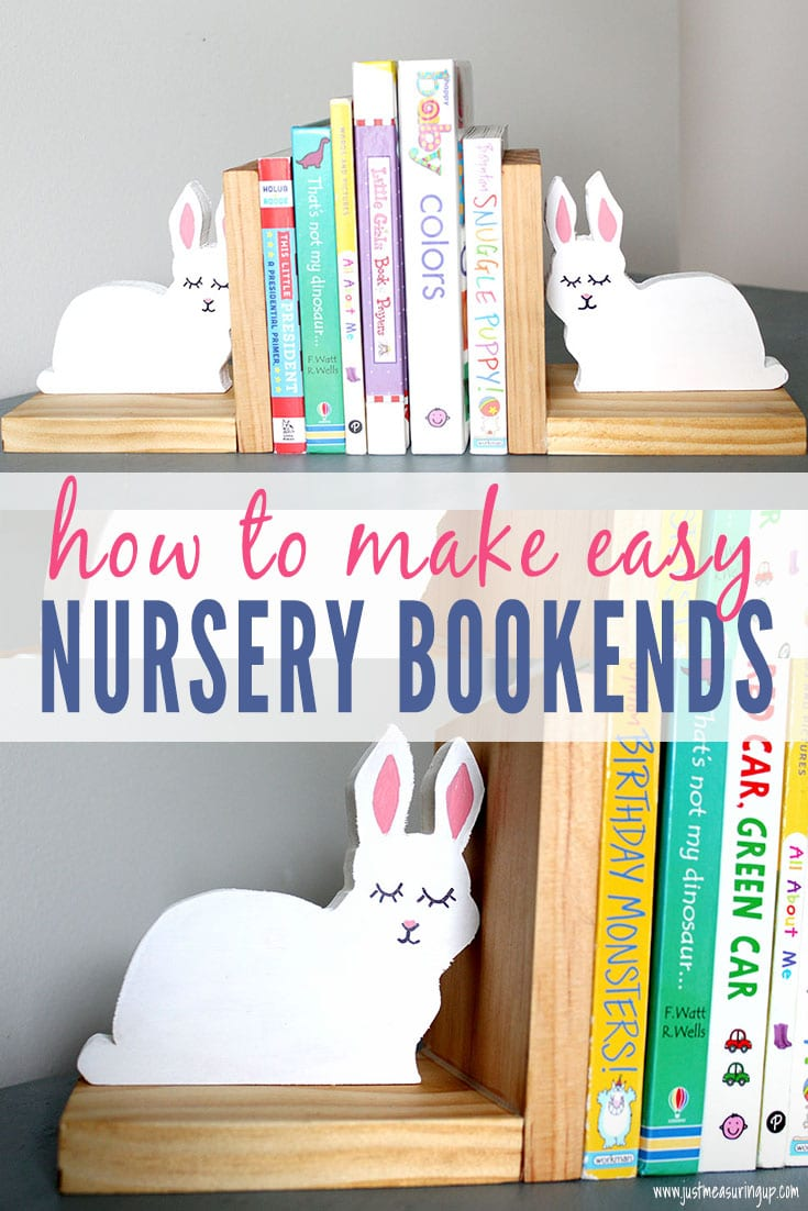 How To Build Wood Bookends Easy Kids Room Diy Project