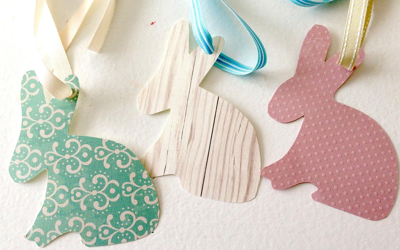 Easter Bunny DIY Crafts