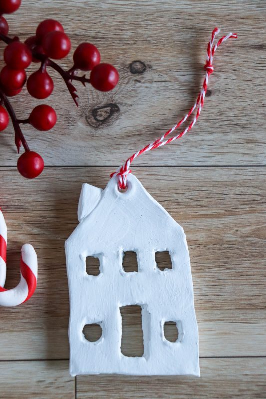 Easy Christmas Crafts for Adults Clay House